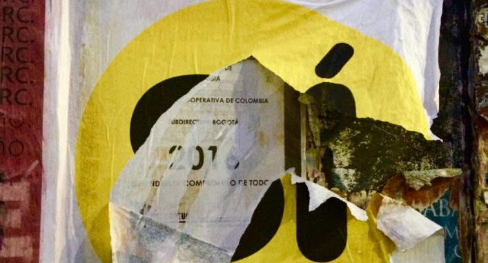 Colombia, folkomröstning Foto: Sori Lundqvist