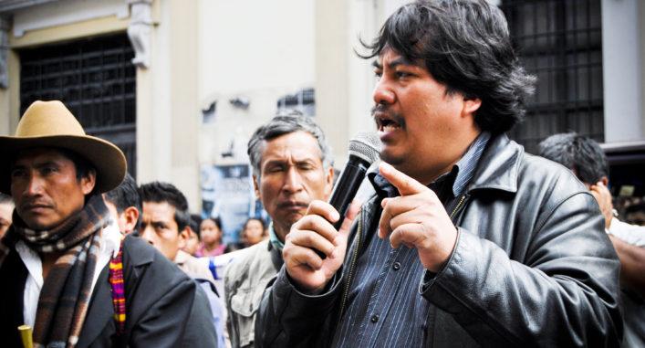 Daniel Pascual. Waqib'Kej, Guatemala Foto: Lina Karlsson