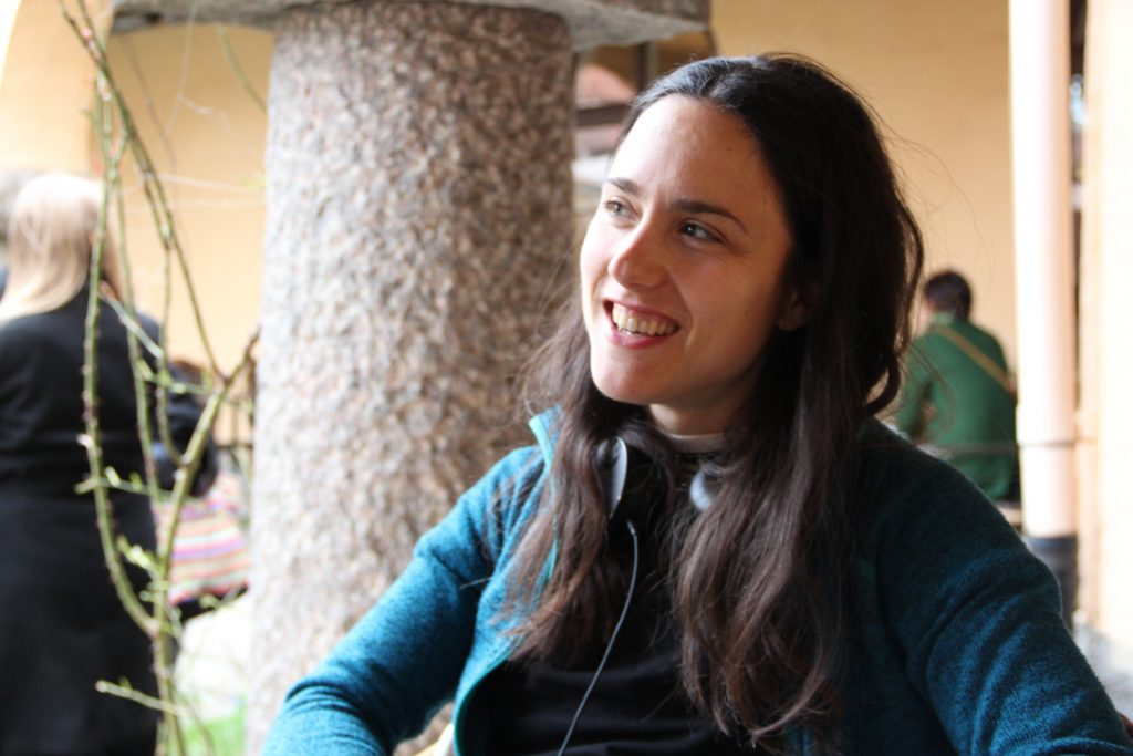 Gabriella Ax Tripsiani. Foto: Anna Nylander