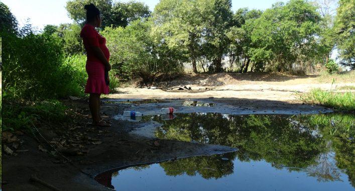 Kampen om rent vatten i Guatemala. Foto: Sori Lundqvist