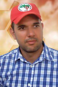 André Rocha är småbrukare och aktivist i de Jordlösas rörelse Brasilien (MST) och småbrukarnätverket La Vía Campesina.