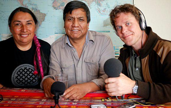 Carmen Blanco och Rodolfo Magne samtalar med Lari Honkanen om avkolonialisering i Latinamerikapodden.