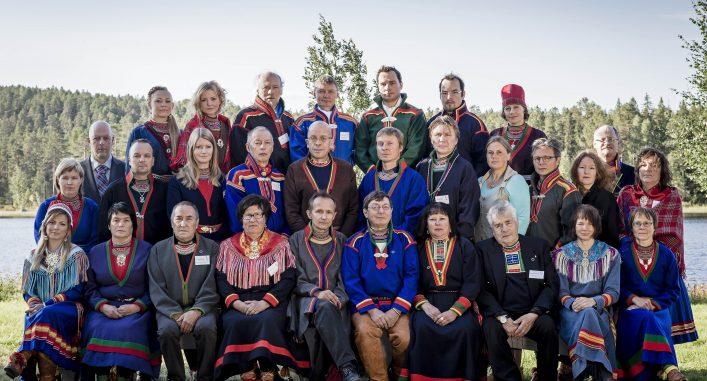 Sametinget, augusti 2017. Foto: Carl-Johan Utsi