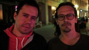 Hernán Quintero y Andrés Gómez Foto Lari Honkanen